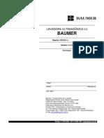 Lavadora Baumer