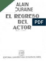 Alain Touraine_Los Movimientos Sociales