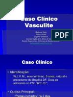 Caso Clinico Vasculite