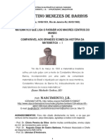 Constantino Menezes de Barros