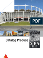 Catalog General Sika Romania