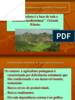 As Deficiencias Estruturais Da Agricultura Portuguesa