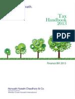Tax HandBook 2013-2014