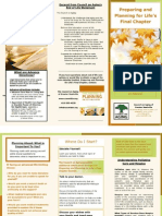 Council of Aging End of LIfe Brochure