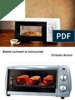 Retete Culinare La Microunde - Cristian Simon