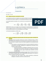 Q6. CINÉTICA