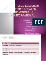 Presentation on Transactional Leadership