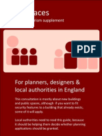 Safer Places - a counter-terrorism supplement