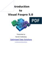 Introduction to Visual FoxPro 5 (1)
