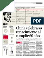 50 Aniversario de la República Popular China