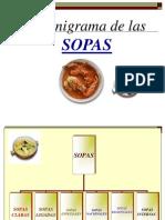 Presentacion Sesion 3 LAS SOPAS
