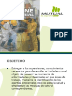 Higiene Industrial 2009