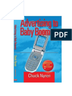 Advertising to Baby Boomers (Preface & Introduction)