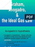 Ideal Gas Lawpreap