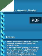 Modern Atomic Modelpreap