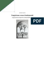 Andrea Guardo - Empirismo senza fondamenti