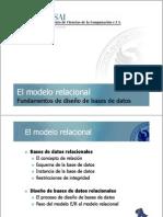 D Modelo Relacional