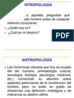 Persona Antropologa