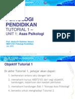 HBEF2103 (T1) Psikologi Pendidikan