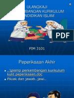 Pismp Pengenalan Kurikulum p Islam Ulangkaji 5 2010