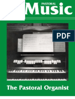 Church Music - The Pastoral Organist