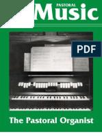 Church Music - The Pastoral Organist