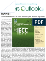 Builders Outlook 2013 Issue 7