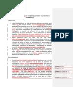 Requerimientos Del Proyecto y Asignacion de Roles