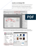 Crear Portafolio Interactivo Con Indesign CS4