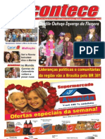 2009.05.22 - Lideranças políticas e comunitárias vão a Brasília pela BR-381 - Jornal Acontece