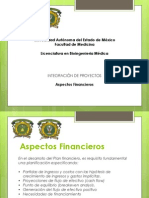 Aspectos Financieros  (4)