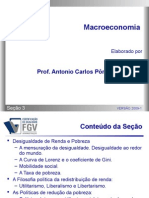 Macro Eco No Mia - Secao 03 - Desigualdade de Renda e Pobreza