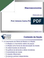 Macroeconomia - Secao 09 - Oferta de Moeda e a Inflação