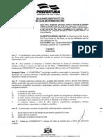 Lei 214 Patrimonio Historico Comdephact Sjrp-sp