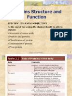 2006-Protein Structure and Function