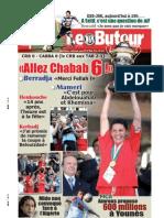 LE BUTEUR PDF du 22/05/2009