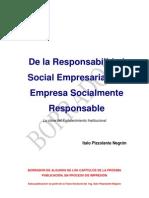 La Licencia Social Empresarial