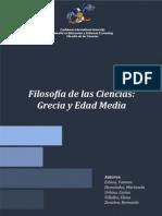 Grecia y Edad Media