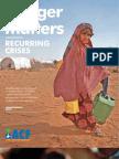 Hunger Matters, 2012