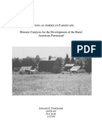 Creating an American Farmscape