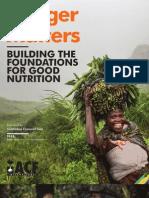 Hunger Matters 2013