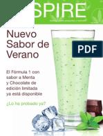 Herbalife Revista Aspire  07/13