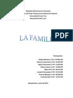 Dcho Civil Familia