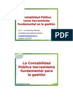 Contabilidad Publica vs Contabilidad Privada