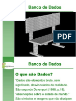 Banco de Dados Aula1
