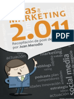 Ideas de Marketing 2011