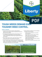 Liberty Herbicide - 2014 Product Guide