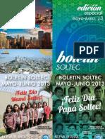 Boletin Mayo-junio 2013