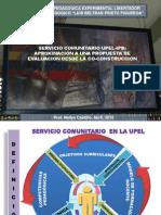 Servicio Comunitario Upel