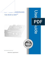 DELL iSCSI to SAS User Guide